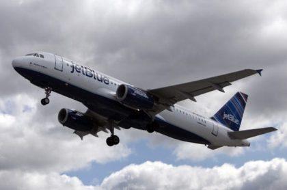 Avión JetBlue