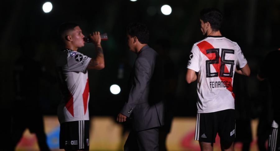 River Plate vs. Banfield 2019
