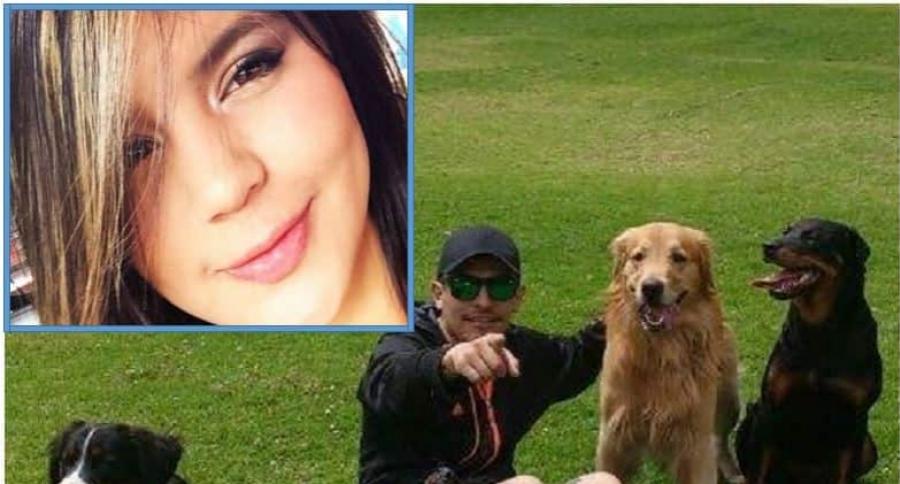 Hugo Alejandro Zabaleta Sossa, capturado y acusado del asesinato de Luisa Fernanda Ovalle