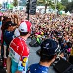 Aficionados del Tour Colombia