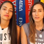 Melissa Ortiz e Isabella Echeverri