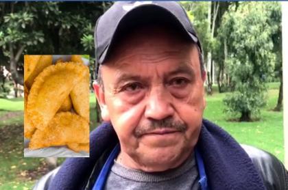 Comerciante de empanadas