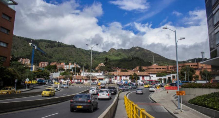 Movilidad Bogotá