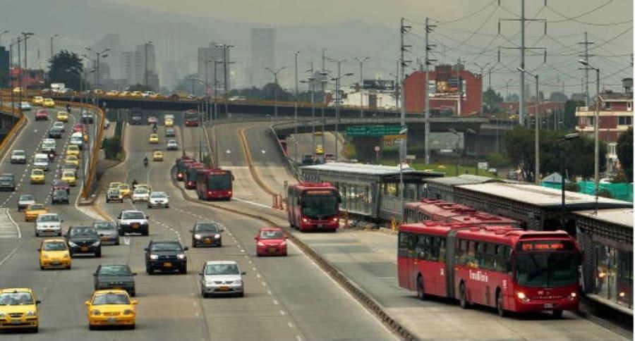Carros y movilidad Bogotá