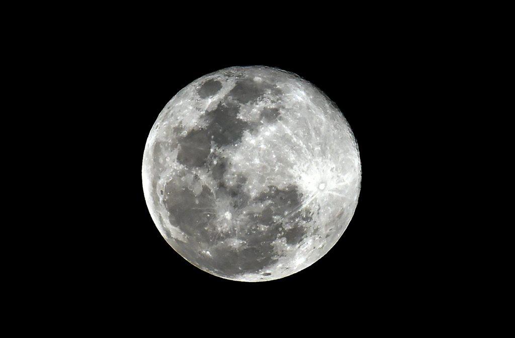 Superluna en Ciudad de México