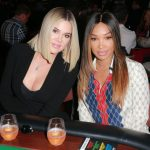 Khloe Kardashian y Malika Haqq