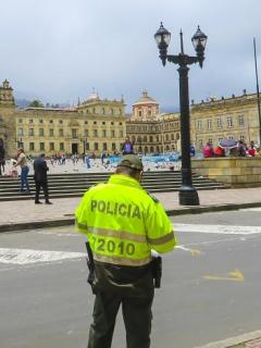 Así podrá identificar a los falsos policías que han aparecido recientemente en Bogotá