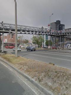 Atracos en Bogotá