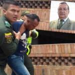 Sicario en Gobernación de Cundinamarca