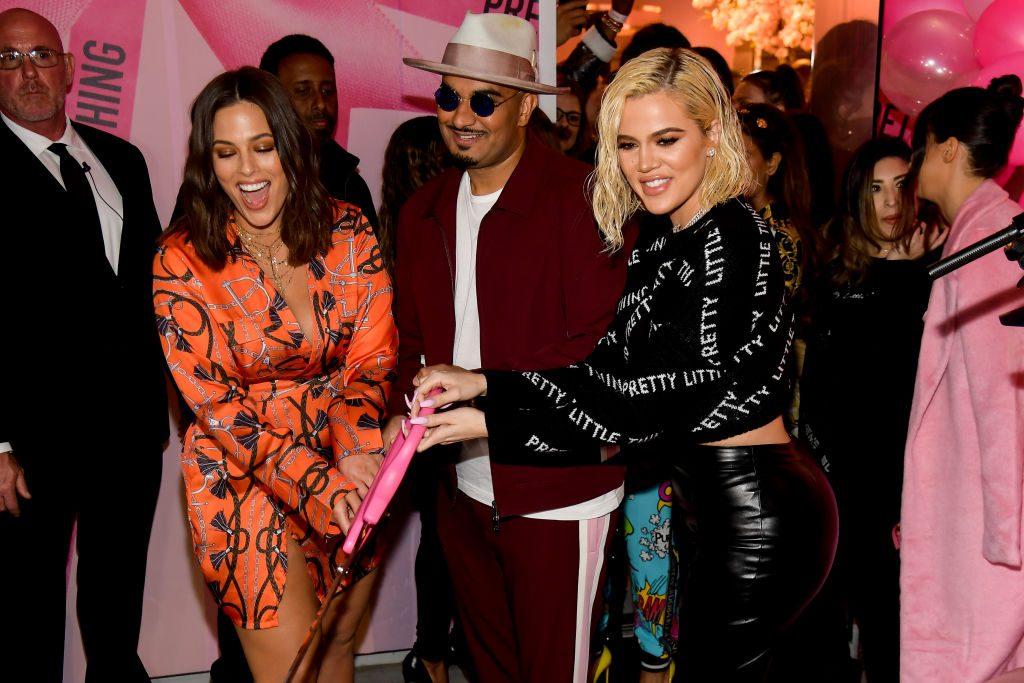 Ashley Graham y Khloé Kardashian