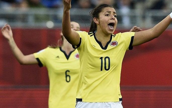 Yoreli Rincón (Selección Colombia Femenina)