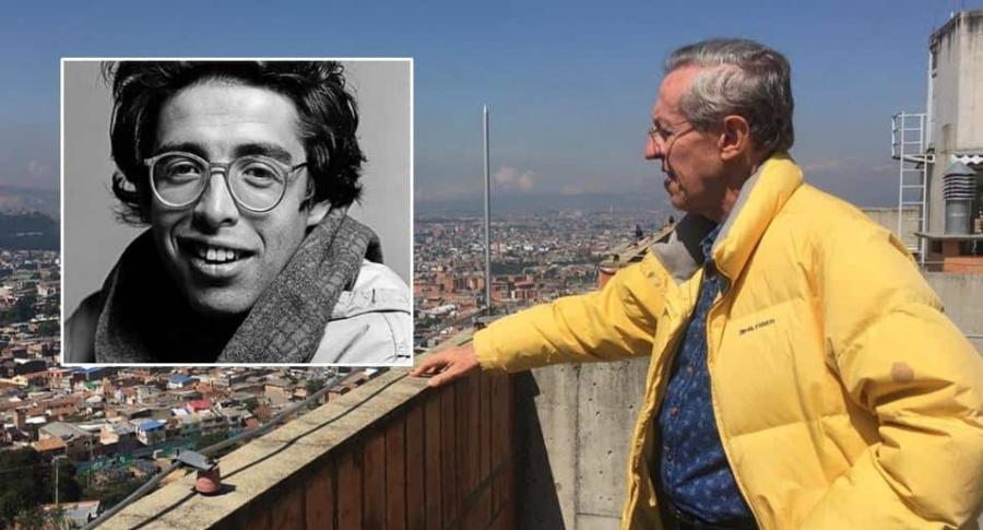 Jaime Garzón y Antonio Navarro