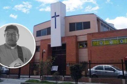 El sacerdote Carlos Ernesto Jaramillo Vega (foto) fue asesinado en su apartamento