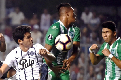 Lbertad vs. Atlético Nacional