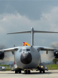 Colombia desmiente haber realizado espionaje con avión en frontera con Venezuela