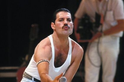 Freddie Mercury, de Queen