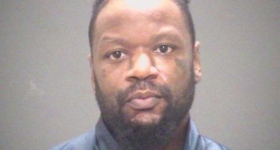 Hombre que golpeó a abogado.