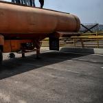 Tanque en puente Tienditas