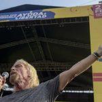 Richard Branson, organizador del concierto