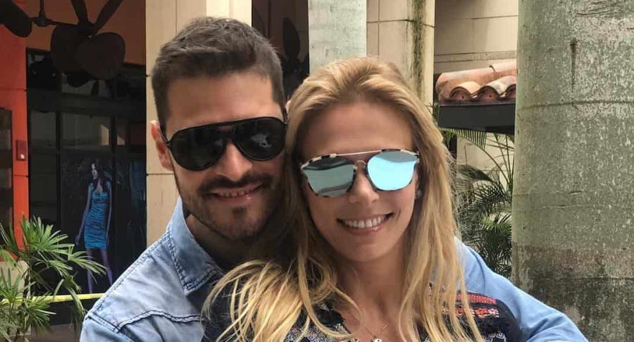 catalina Maya y Felipe Pimiento