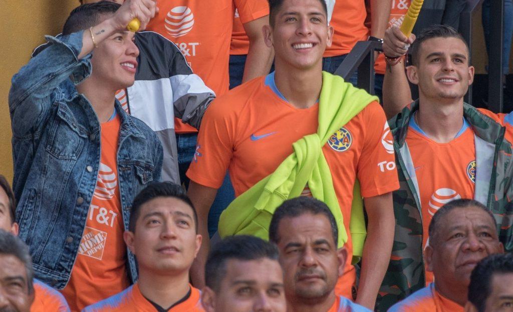 Mateus Uribe y Nicolás Benedetti