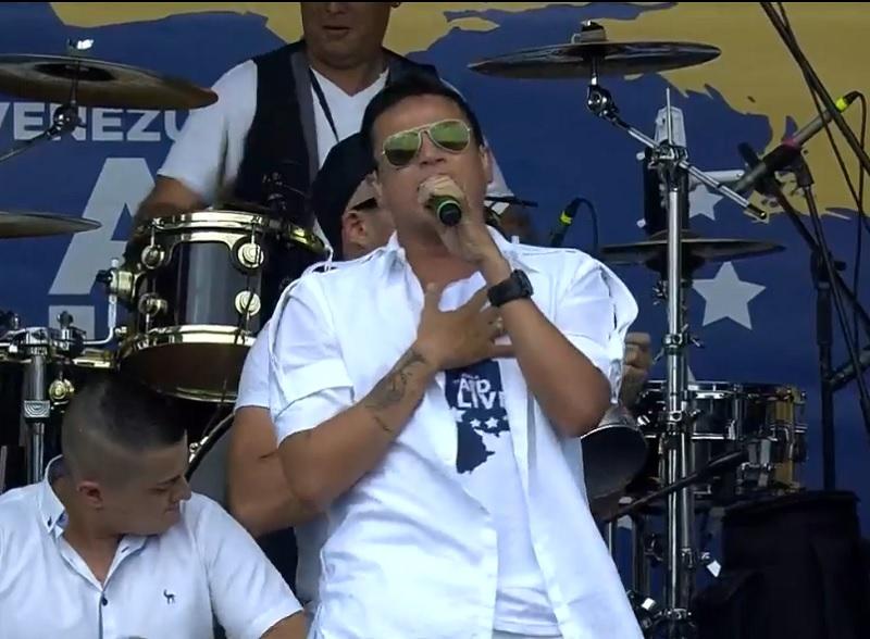 Silvestre Dangond, cantante.