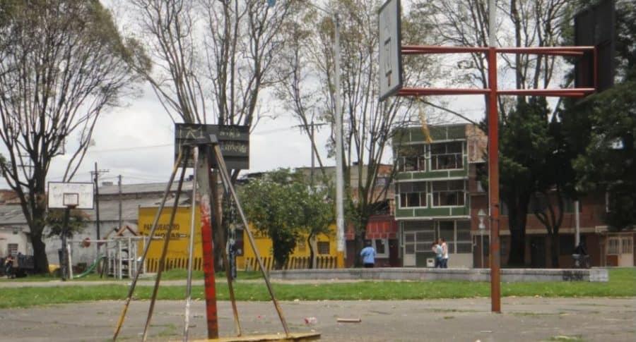 Parque Bogotá