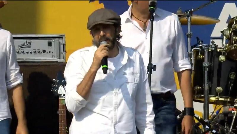 Juan Luis Guerra, cantante.