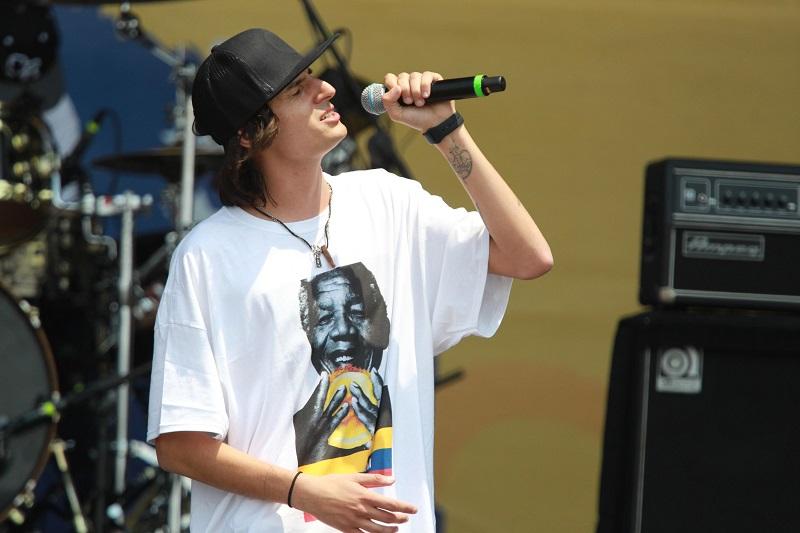 Danny Ocean, cantante.