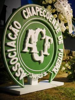 Homenaje a víctimas Chapecoense
