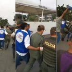 Militares desertan del régimen de Maduro y llegan a Colombia.