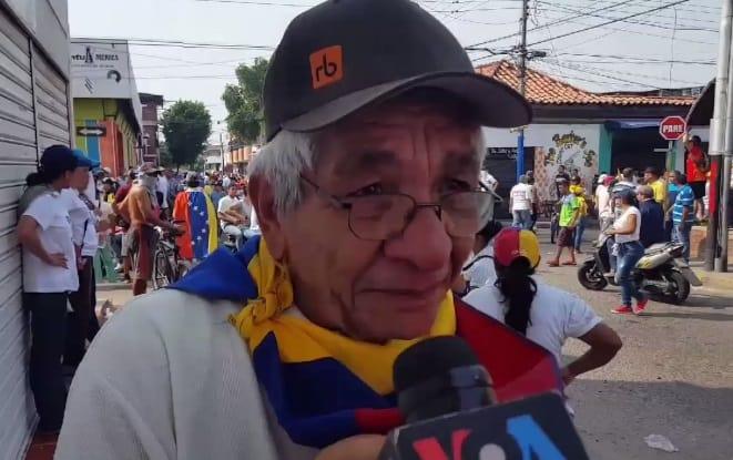 Padre venezolano