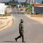 Guardia venezolana.