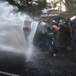 Enfrentamiento con guardia venezolana