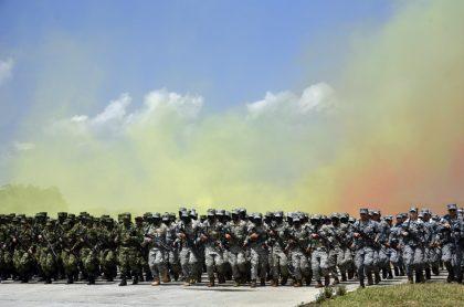 Fuerzas militares de Colombia