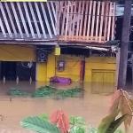 Inundaciones en el Chocó