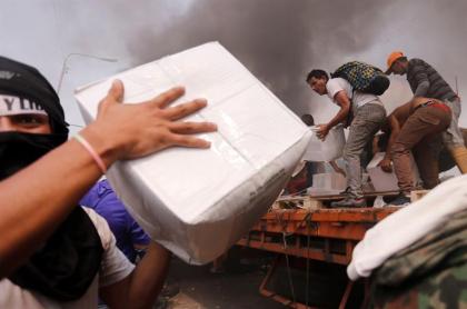 Ayuda humanitaria para Venezuela