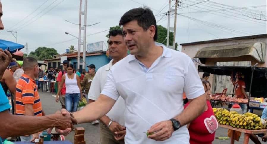 Freddy Superlano, diputado venezolano.