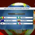 Sorteo Mundial Sub 20