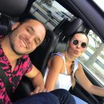 Paula Andrea Betancur, exreina, con su esposo, Luis Miguel Zabaleta, dermatólogo.