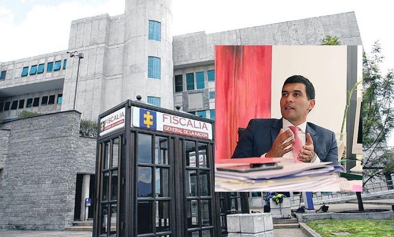 Fiscalía y Julián Quintana
