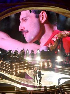 Queen en los premios Óscar