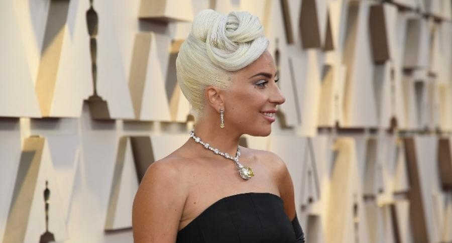Lady Gaga en los premios Óscar 2019