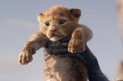'El rey león'.
