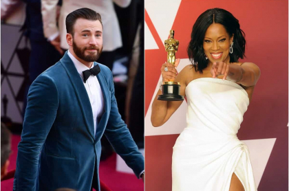 Chris Evans / Regina King