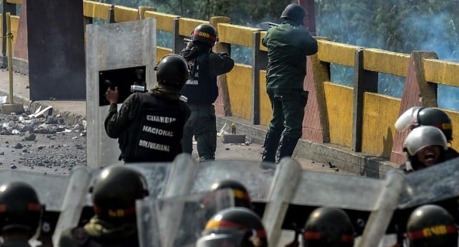 Guadia Nacional de Venezuela