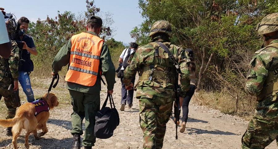 Dos militares más desertaron del régimen de Maduro