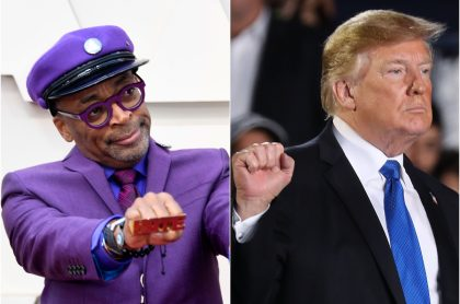 Spike Lee / Donald Trump