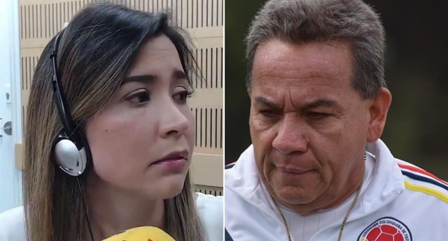 Yehimy Carolina Rozo y Dídier Luna