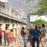Enfrentamiento en frontera